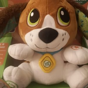 Leap frog interactive speaking puppy